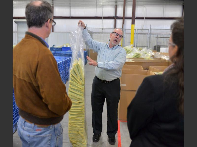 G-Force Manufacturing. Photo courtesy: Savannah Morning News